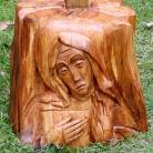 Cristo e Addolorata - particolare 2