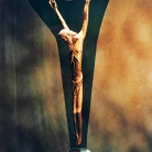 Cristo su vetro